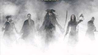Pirates Of The Caribbean Soundtrack - Main Theme width=