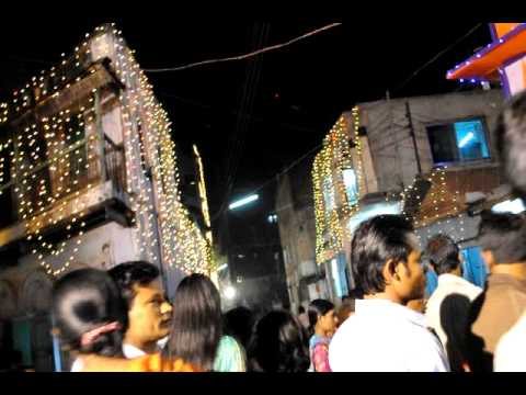 Kali Puja in Mymensingh, Bangladesh 2010-Part 1/2
