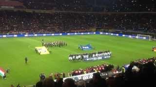 Fratelli d'Italia - Italia vs Germania - San Siro - 15.11.2013
