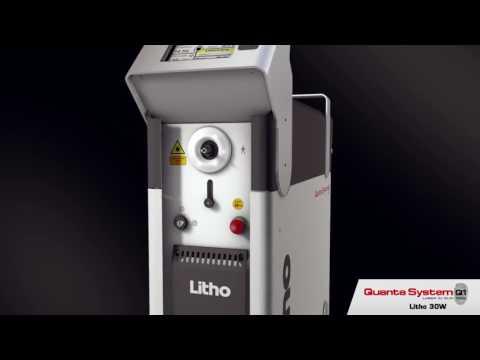 Quanta System LITHO Holmium Lazer Cihazı