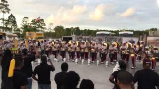 Sudden Impact Drumline 2015: Spirit Groove