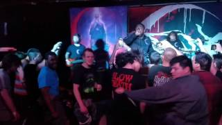 "Oceano ""Dead Planet"" Live @ 89th street Collective OKC"