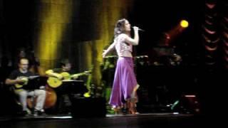 Maria Rita - o que é o amor - show em Maceió - 7 de junho de 2009