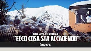 """Terremoto Centro Italia, l'esperto: """"Ecco perché la terra continua a tremare"""""""