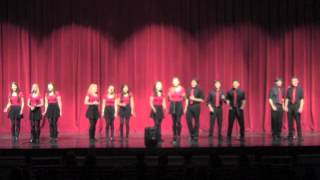 Go the Distance - Hercules Live A Cappella Cover - Highlands Voices