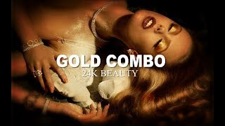 The Gold Combo - 24K Beauty + Money - Subliminal