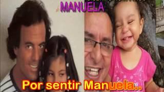 MANUELA - Julio Inglesias - karaokê