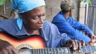 Musica de botsuana - Guitarra (Ronnie)