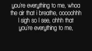 Everything to Me - Monica [Lyrics]