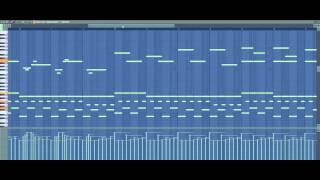 The Piano - Amazing Short (Yann Tiersen - Comptine d'un autre été: l'après midi) [FL Studio Remake]