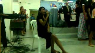 Apresentação do Coral Louvor Juvenil - Meu maior amor (Nívea Soares)