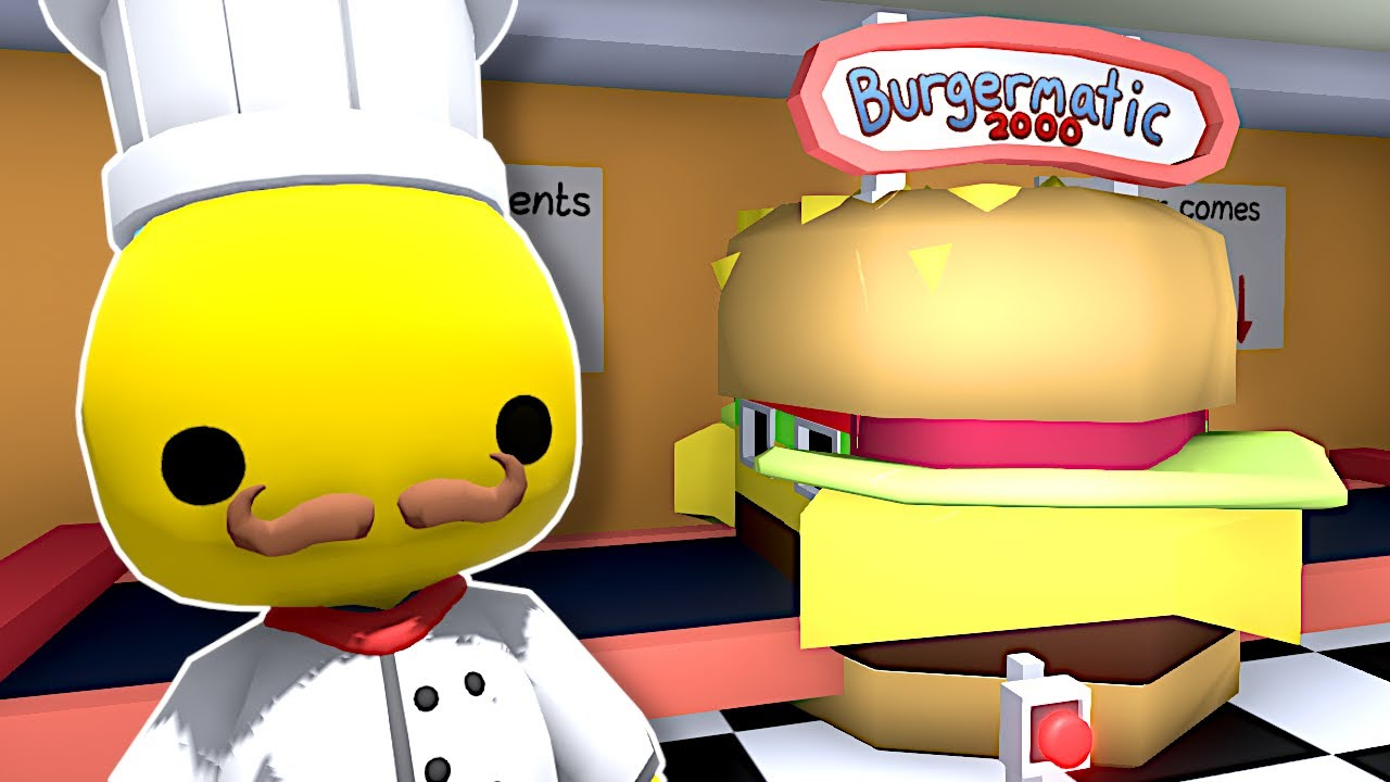 SpyCakes - I Got a Job making HUGE Burgers! - Wobbly Life Gameplay