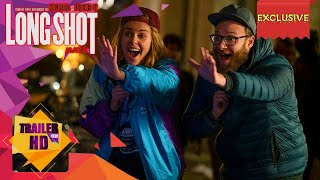 LONG SHOT - 2019 | OFFICIAL MOVIE TRAILER #1 | LIONSGATE | Charlize Theron | Alexander Skarsgård