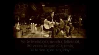 PXNDX Amnistia Unplugged (Karaoke)