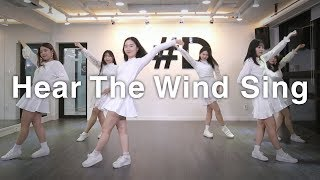 [ kpop ] GFRIEND (여자친구) - Hear The Wind Sing (바람의 노래) Dance Cover (#DPOP)