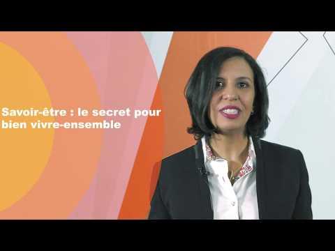 Video : Savoir-être : le secret pour bien vivre-ensemble