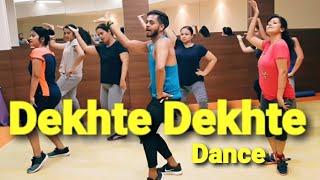 Atif A: Dekhte Dekhte Song   Batti Gul Meter Chalu   Shahid K Shraddha K   dance fitness by amit