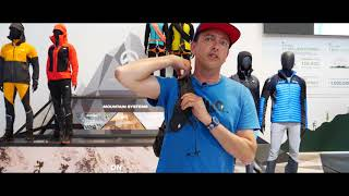 The North Face Chimera 18-24 Pack at OutDoor 2018 - Summer 2019