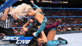 Lana vs. Zelina Vega: SmackDown LIVE, July 31, 2018