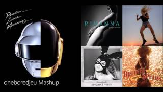 Don't Stop The Punk - Daft Punk vs. Rihanna, Ariana Grande & More (Mashup)