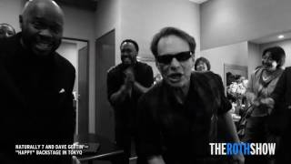 """Naturally 7 and Dave Gettin' """"Happy"""" Version 2.0"""