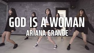 ARIANA GRANDE - GOD IS A WOMAN / JiYun Kim choreography