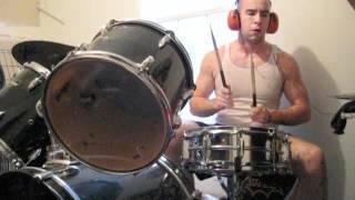 ALways Strapped- Birdman ft. Lil Wayne- Drum Cover