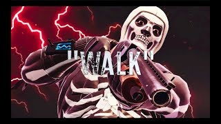 "Fortnite Montage ""WALK""  Feat. COMETHAZINE🖤🔥"