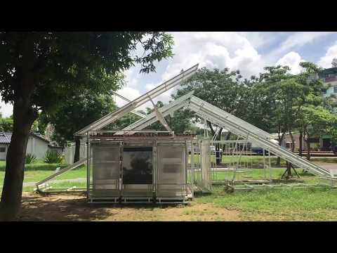 全台最早的眷村文化園區--水交社 - YouTube