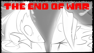 The End of War (Reapertale Comic Dub)