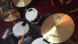 James Brown - Cold Sweat - Drum Cover