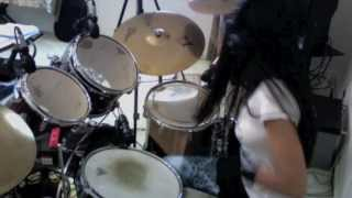 Write it Down - Nine Lashes - Drum Cover - Ashni (feat. Noah Terrell of Nine Lashes)