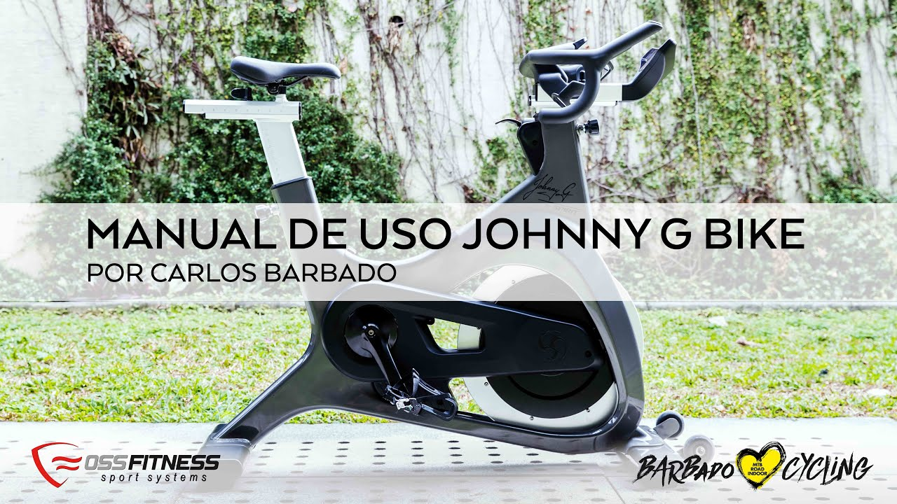 Vídeo YouTube Johnny G Spirit Bike