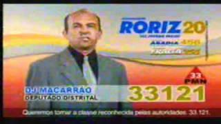 Dep. Distrital Dj Macarrão 33.121