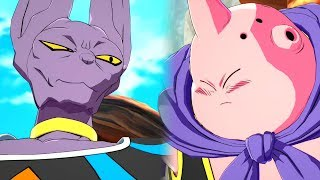 Dragon Ball FighterZ - THE FUNNIEST Intro Dialogues (Pre-Battle Quotes)