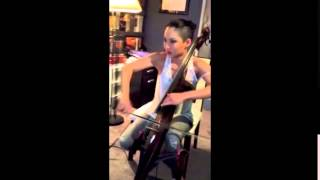 Tina Guo Live- Shredding Electric Cello Solo - Call of Duty®: Black Ops 2