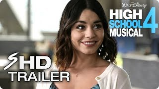 High School Musical 4 Teaser Trailer Concept #1 - Disney Musical Movie HD