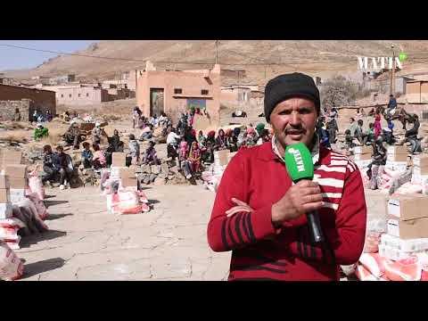 Video : Nouvelle campagne de dons à Ait Attou Moussa (Tinghir)