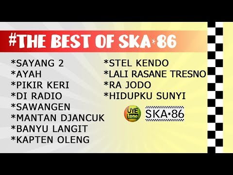 Download Lagu SKA 86 - THE BEST OF SKA 86