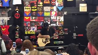 Good Times//All Time Low//Newbury Comics