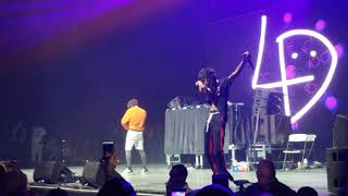 "Lil Dicky - ""Freaky Friday"" - LIVE - Irving,TX - 4/7/18"