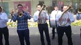 Fabijan & Balkan Brass Band Deutschland Djurdjevdan,Mesecina Uzivo 13.05.2015 `TRUBACI NEMACKA`