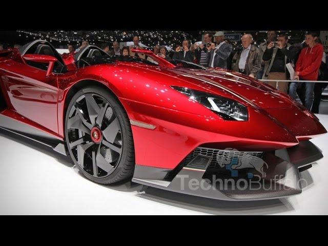 Lamborghini Aventador J - $2.8 Million Dollars of Fun!
