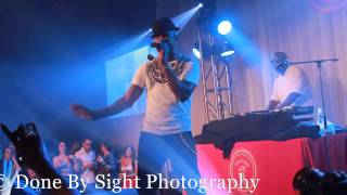 Ne Yo Miss Independent Live at Malibu Red Event