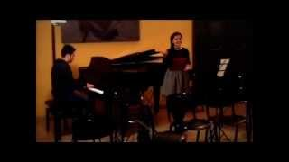 Simona Barletta - So This Is Christmas (Cover in style of Celine Dion) - HD