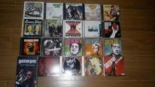 Descargar todas las discografias de Green Day  MEGA 