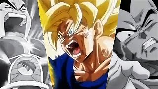 Dragon Ball Z「AMV」Points of Authority ♫