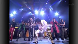 Jacksons & N'sync - Dancin' Machine - Michael Jackson 30th Anniversary 1080p