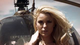 BabeMethod Abby Parece Military Helicopter