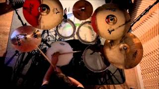 Thousand Foot Krutch- E for Extinction (Drum Cover)